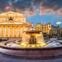 Moscow private tour Russia