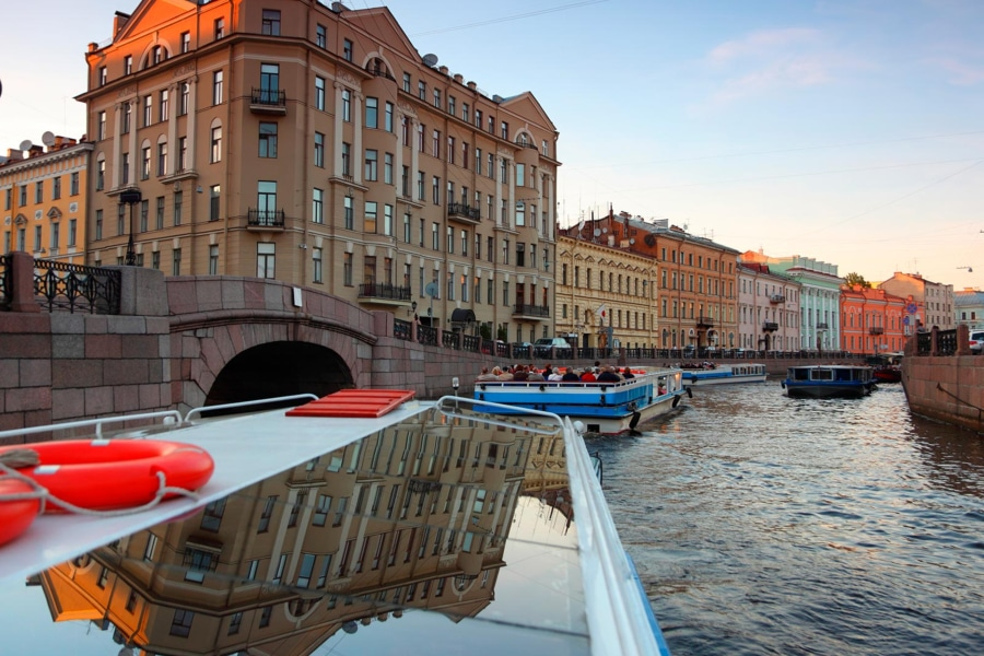 St Petersburg tour Russia