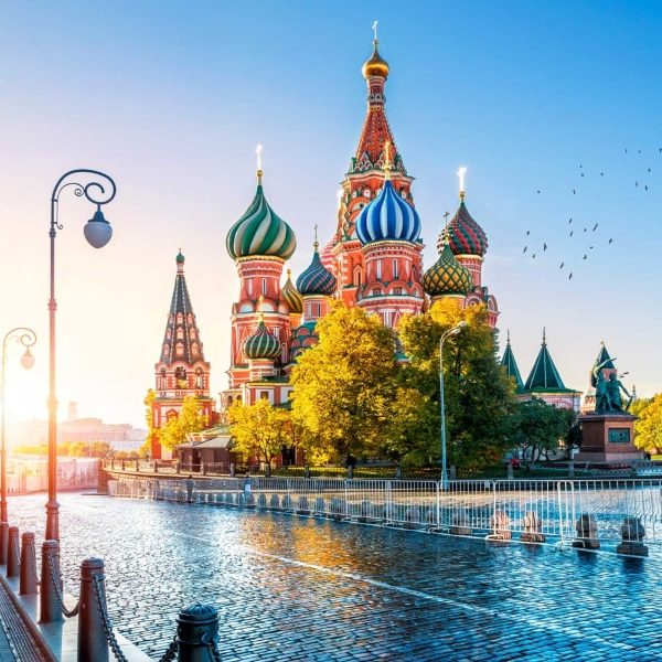 Russia Moscow Tour