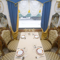 Imperial Russia Trans-Siberian tour