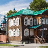 Trans-Siberian tour