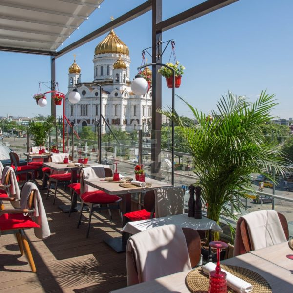 Moscow food guide, Best restaurants near moscow landmarks