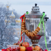 Russian customs and traditions winter tour Russia