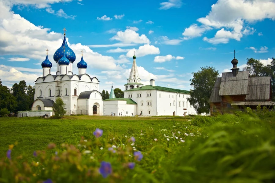 Golden Ring tours Russia