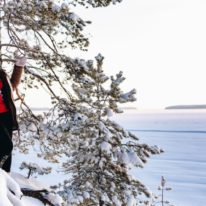 Karelia winter tour
