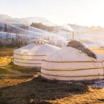 Trans-Siberian winter tour