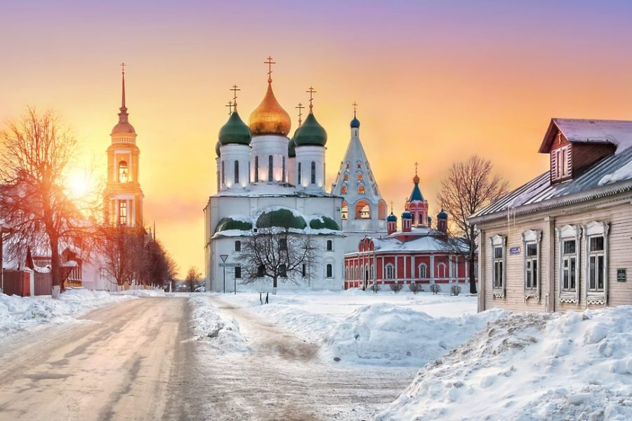 Trans Siberian winter tour Imperial Russia