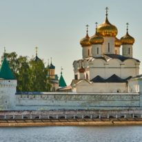 Russia Volga river Cruise Moscow St Petersburg Golden Ring