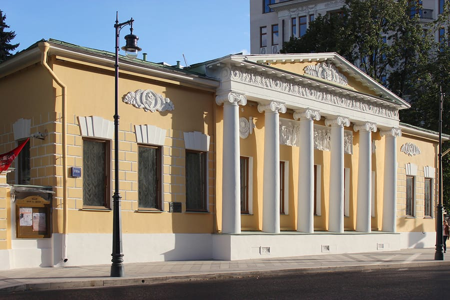 Russian-Writers-Leo-Tolstoy-State-Museum
