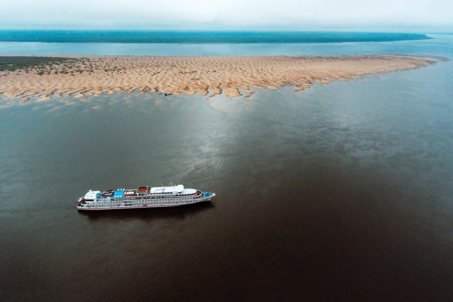 Yenisei River Cruise Siberia